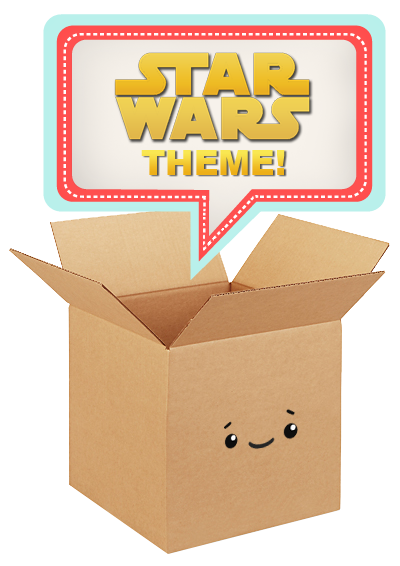 Star Wars Mystery Box