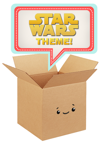 Star Wars Mystery Box - 6 Month Subscription