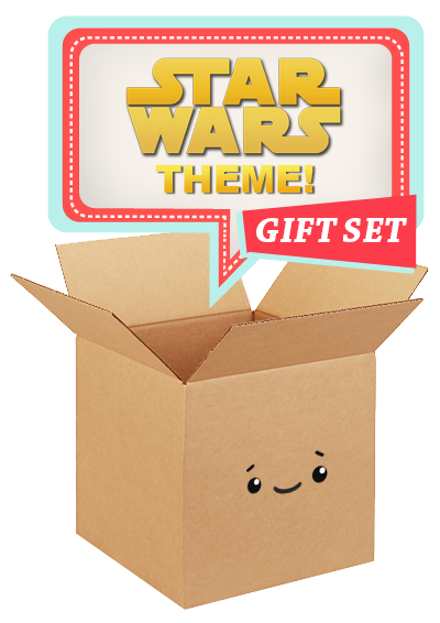 Star Wars Mystery Gift Set