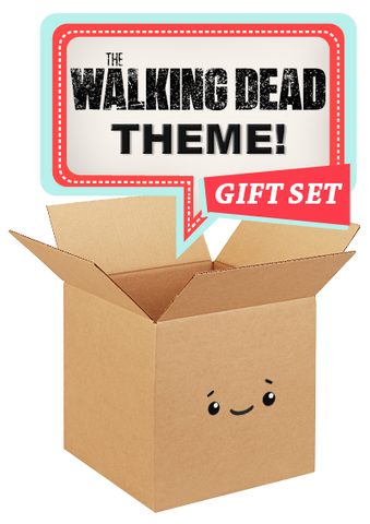The Walking Dead Mystery Gift Set