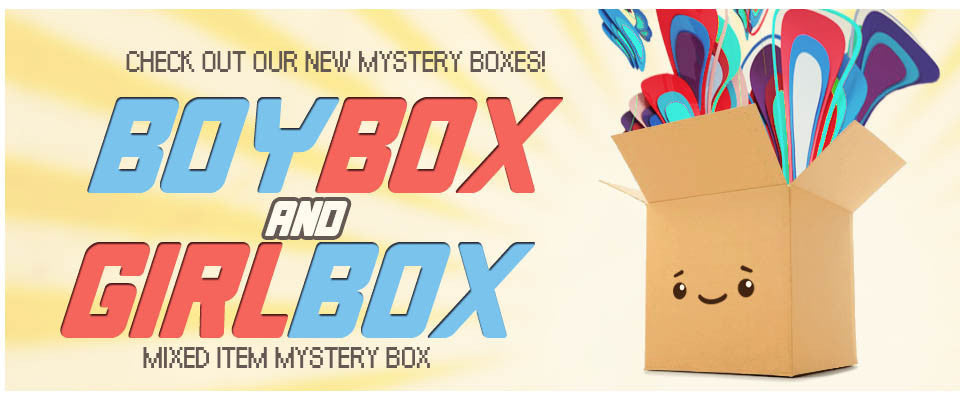 Mystery Gift Box for Boys