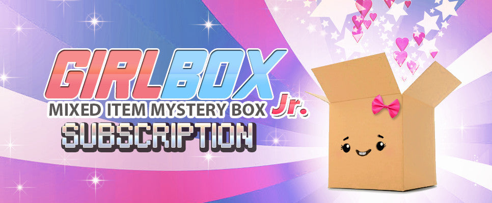 Girl Box jr. Mystery Gift Box