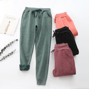 ALEYAH BASIC Cotton Women's Sweatpants (8 Colors)