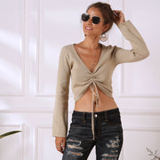Nirvana On Earth Midriff Baring Top