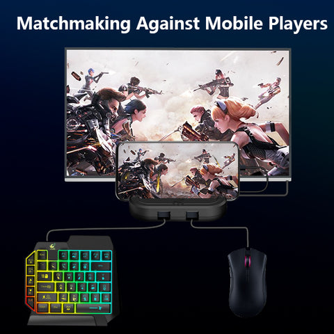 Play PUBG Mobile with Keyboard and Mouse