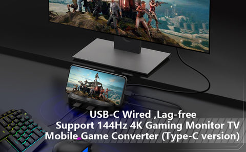 USB-C WIED MOBILE CONTROLLER