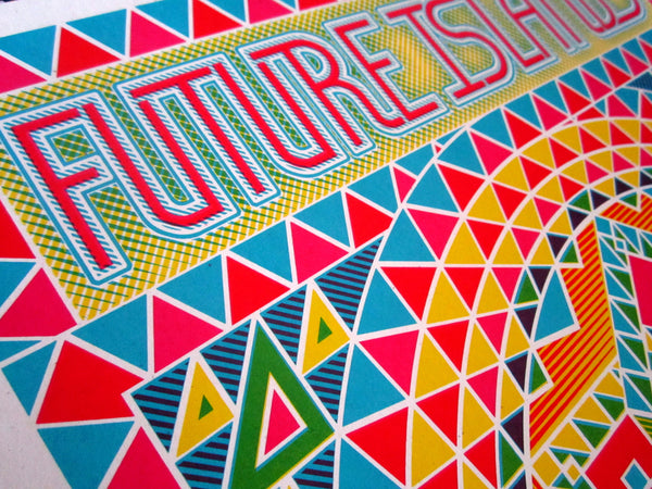 Future Islands Poster