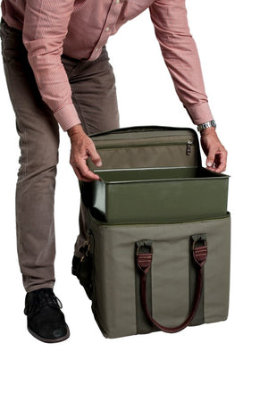 -ROUGE ICE COOLERS-<br>22Lローグキャンバスクーラー<br>22L Rogue Canvas Cooler