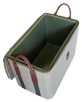 -ROUGE ICE COOLERS-<br>40Lローグキャンバスクーラー<br>40L CANVAS COOLER