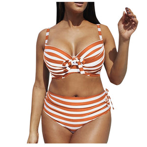 Swimwear Plus Size Swimsuit