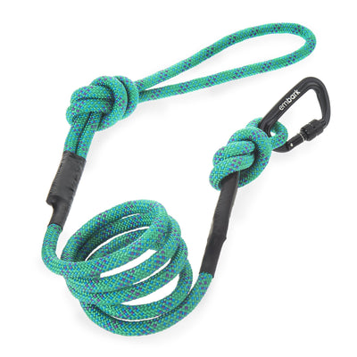 Sierra Climbing Rope and Carabiner Dog Lead
