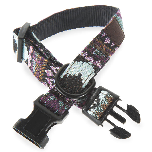 Urban Dog Collar - Aztec