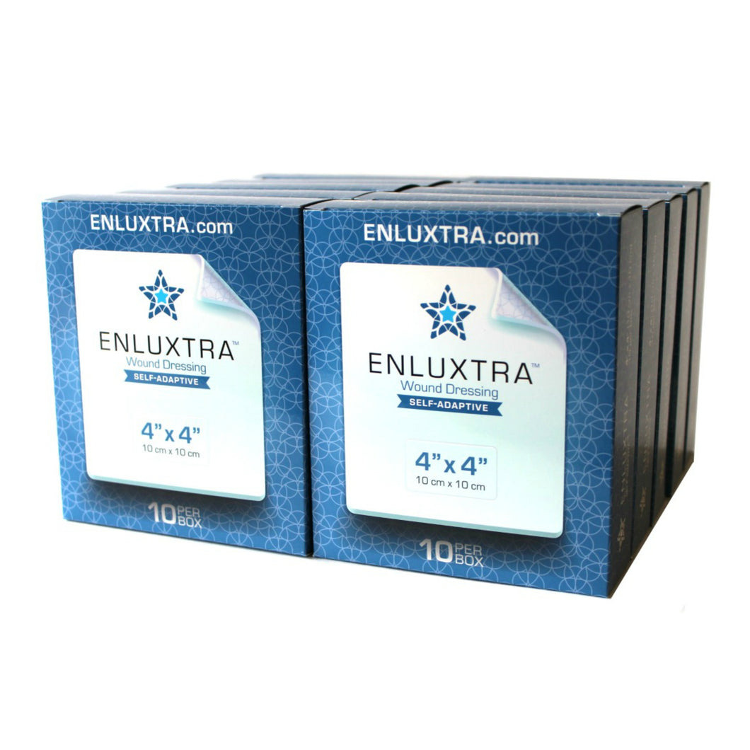 ENLUXTRA Self-Adaptive Wound Dressing 4