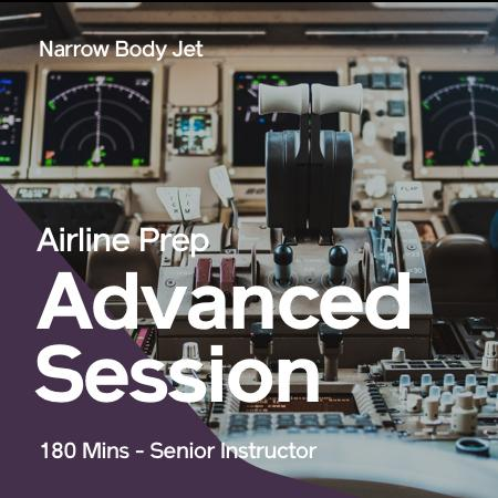 Advanced Airline Prep - 180 Minutes