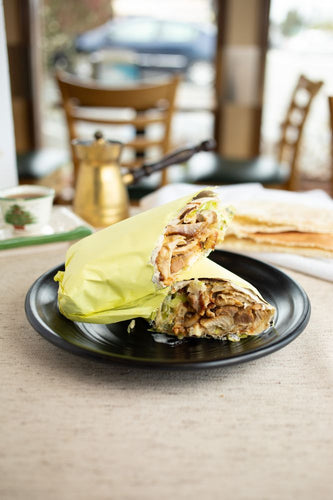 Chicken Shawarma Wrap - Single Item