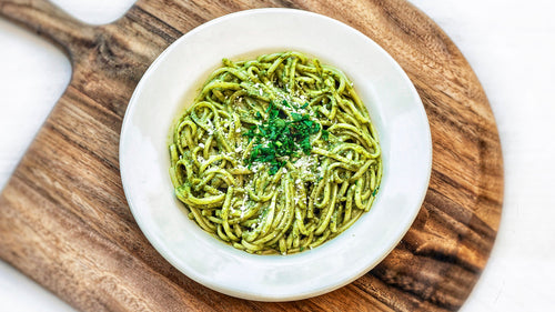 Linguine W/ Pesto