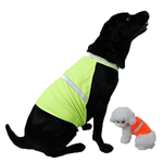 Gilet jaune pour chien thepetcompanystore