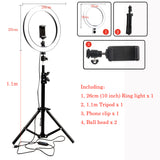 Social Lite Selfie Photographic Lighting 12 inch Sale