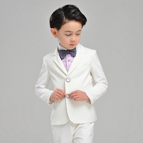 4 piece Blazer Suit for Boys