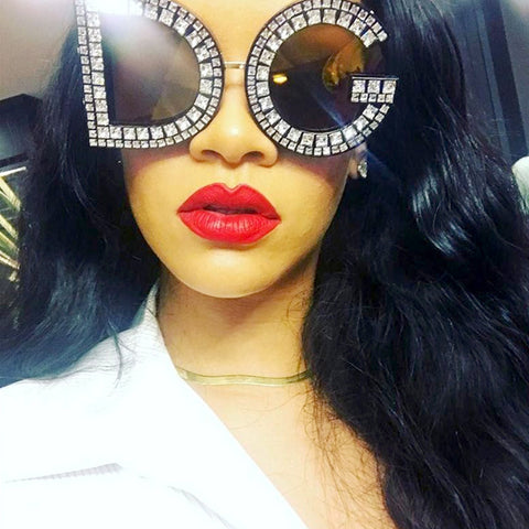 Oversized D&G Glasses