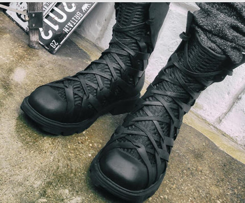 Military Black G21 Boots