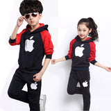 Kids Unisex Apple tracksuits