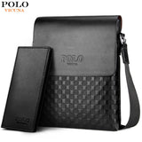Polo Classic Messenger Bag