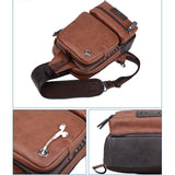 Polo Cross-body Bag Theft-proof