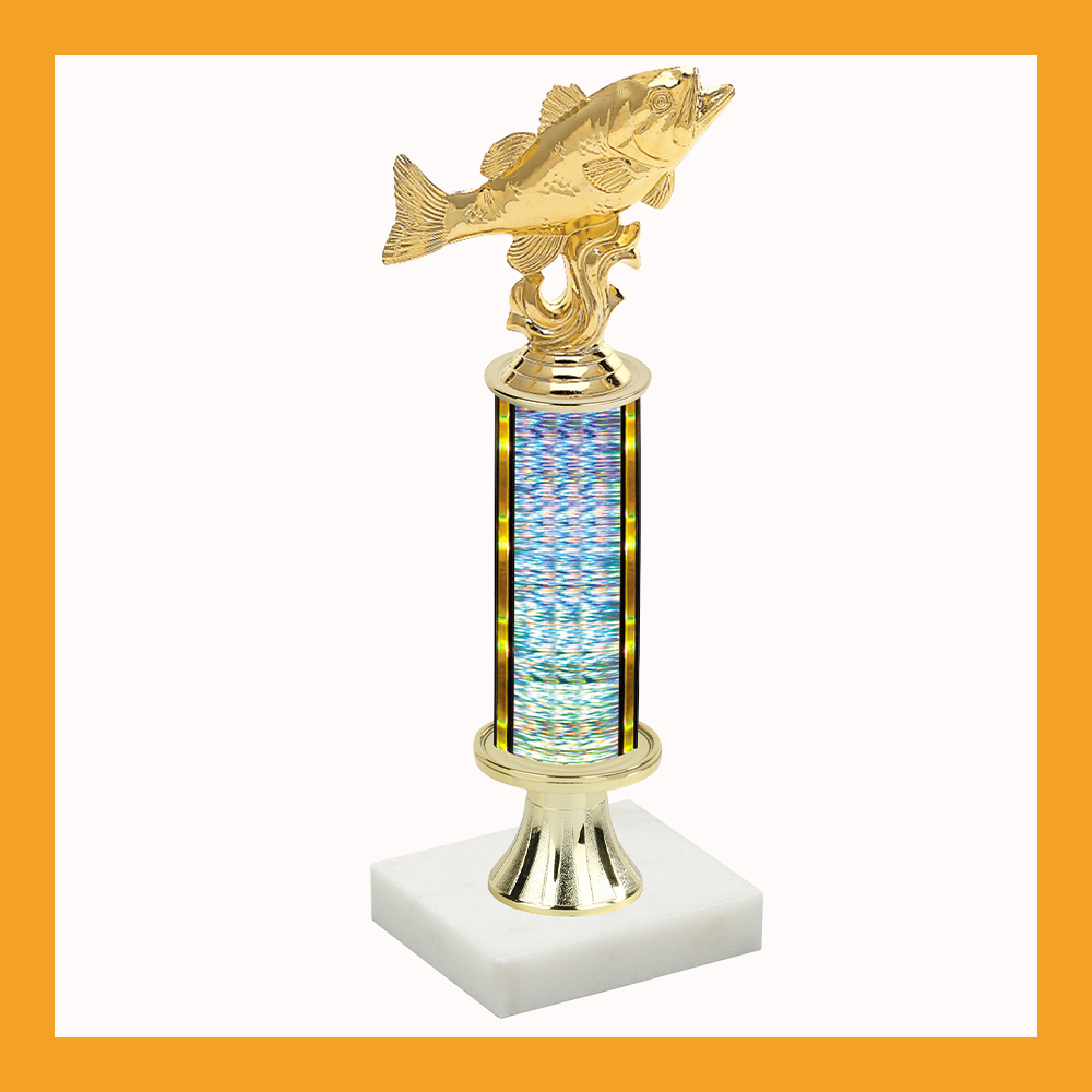 4H & Animal Pedestal Trophy