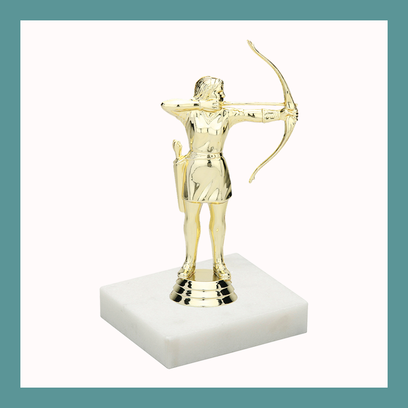 Archery Figurine Trophy