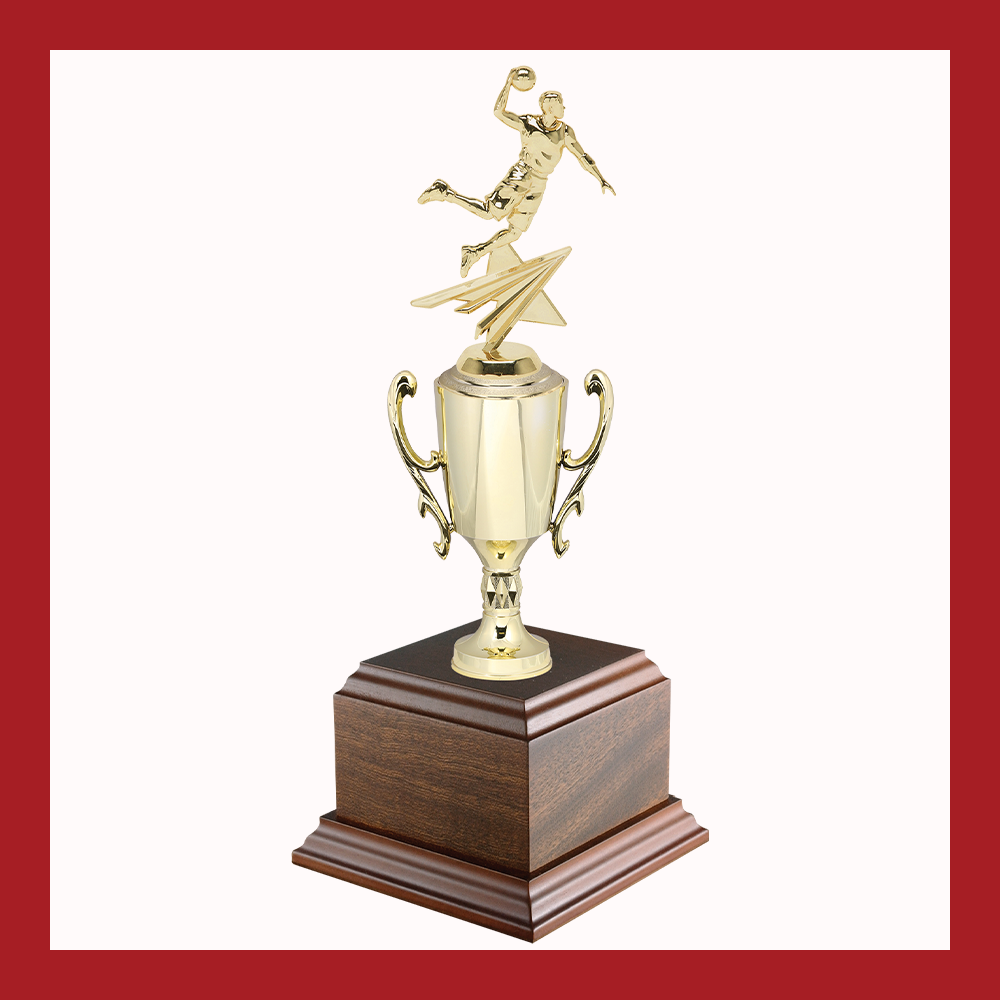 Basketball Chalice Cup Trophy