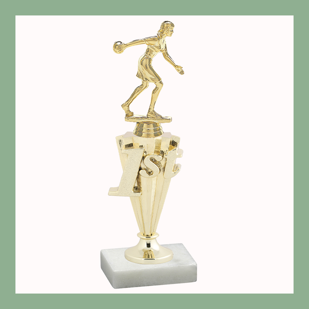 Bowling Place Trophy
