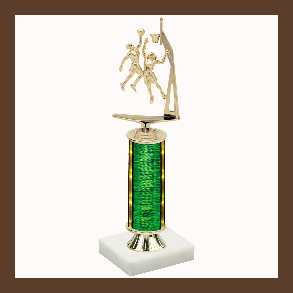 Basketball Riser Trophy