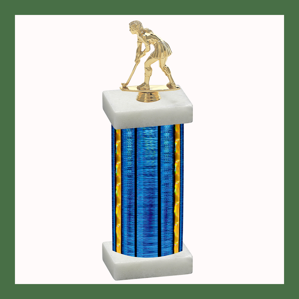 Field Hockey Column Trophy
