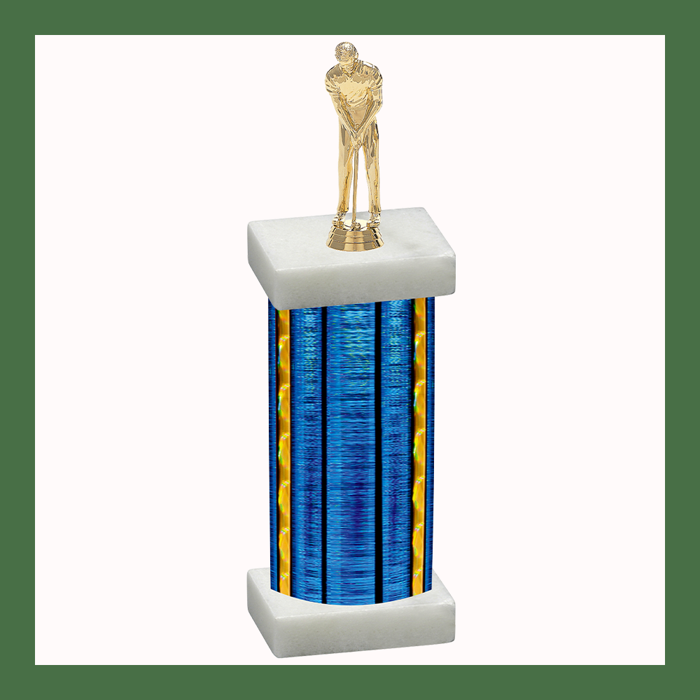 Golf Column Trophy
