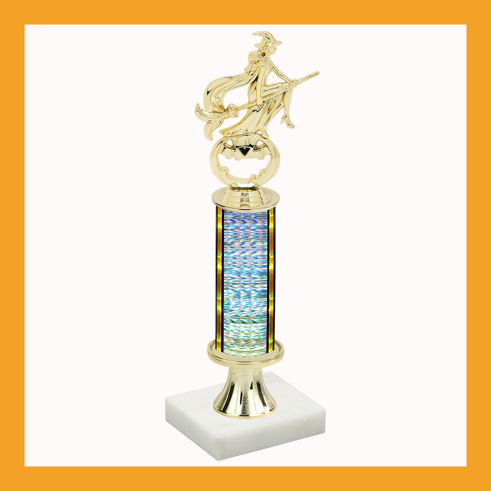 Holiday Pedestal Trophy