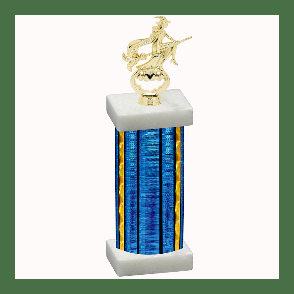 Holiday Column Trophy