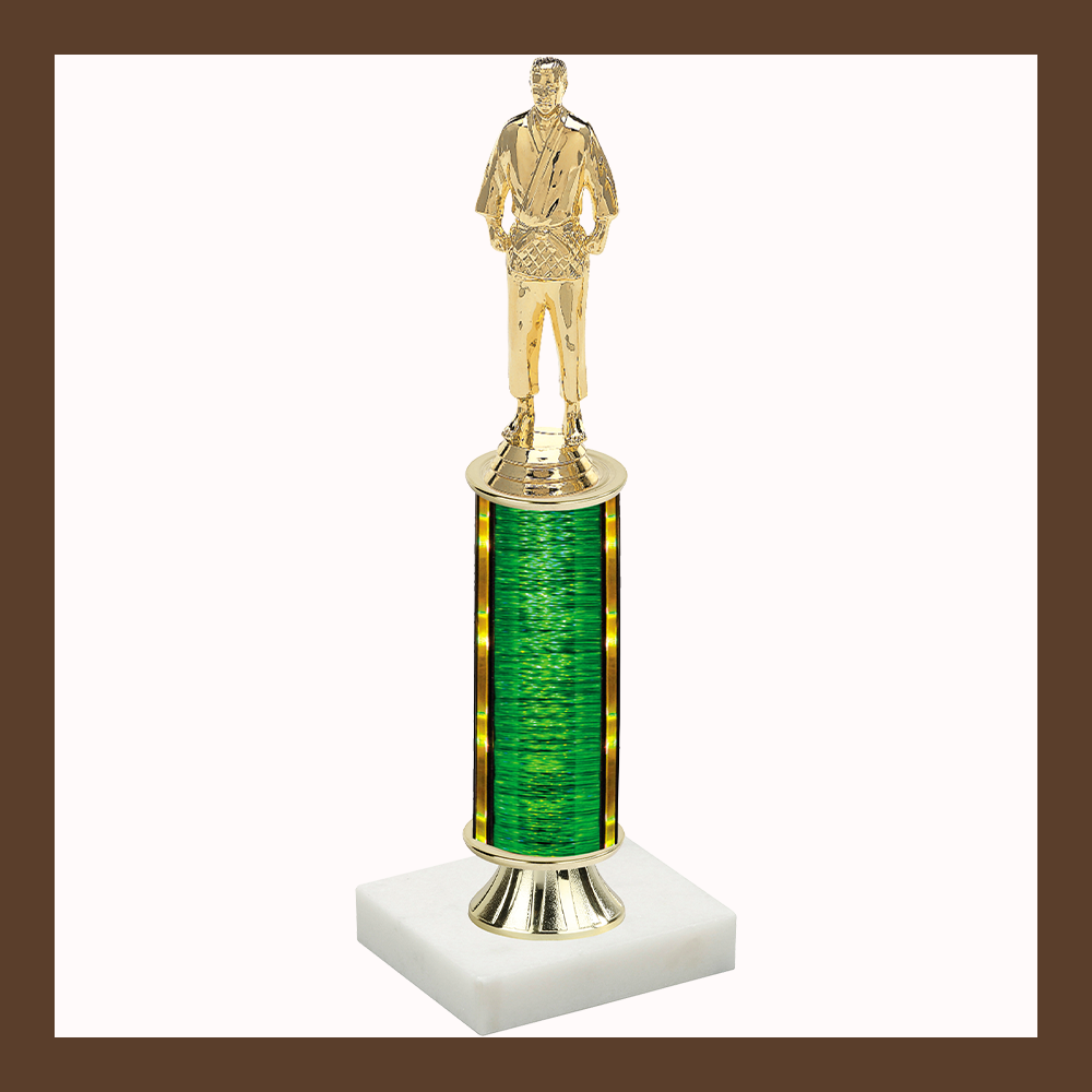 Martial Arts Riser Trophy