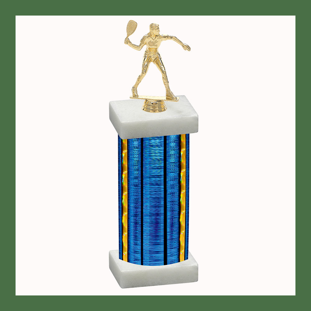 Racquetball Column Trophy