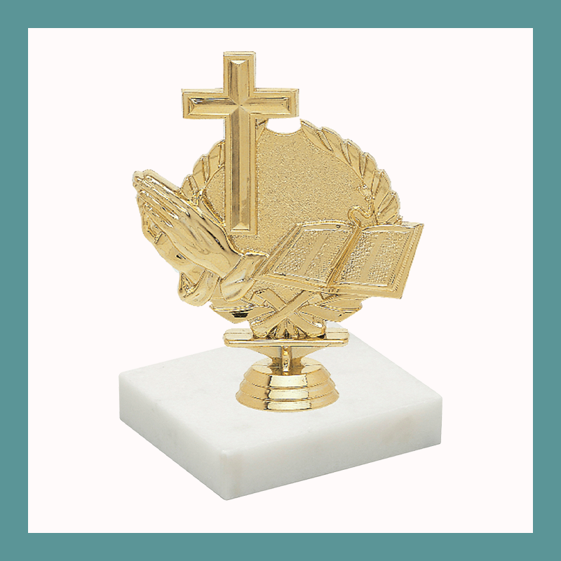 Religion Figurine Trophy