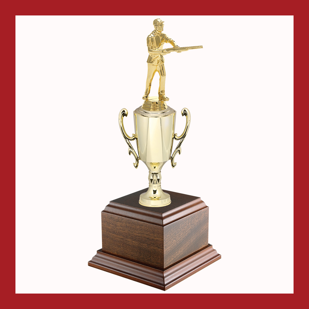 Shooting Chalice Cup Trophy