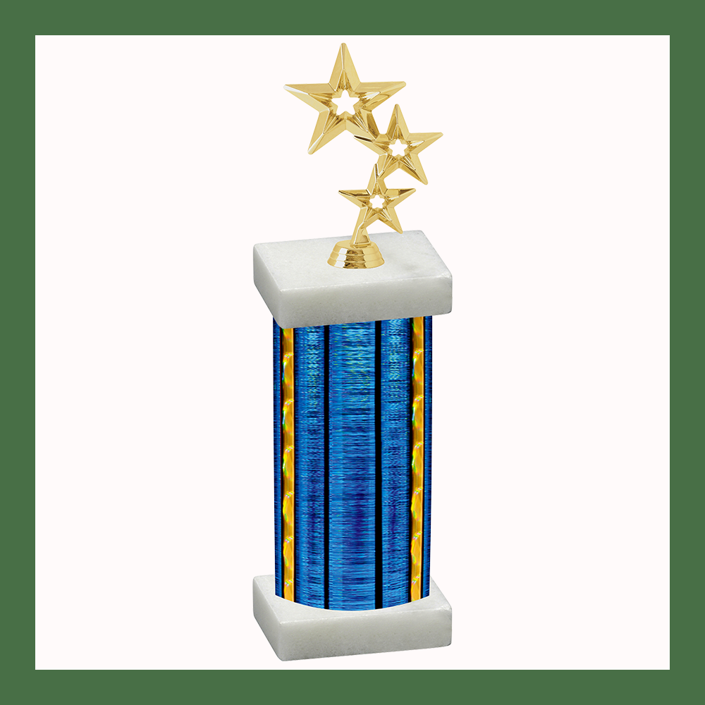 Star Column Trophy