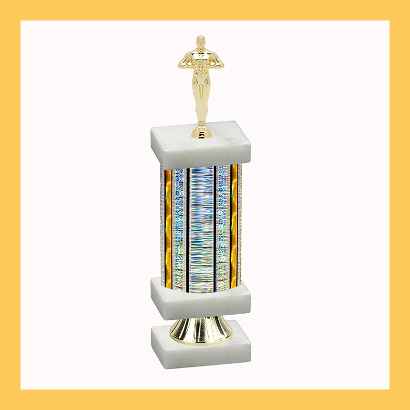 Skateboarding Column Riser Trophy