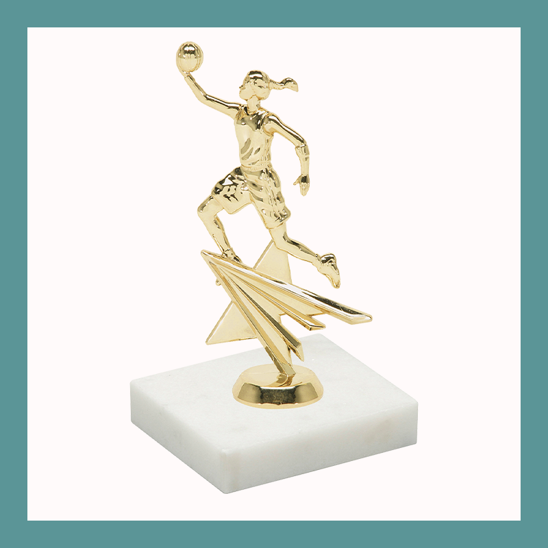 Basketball Figurine Trophy