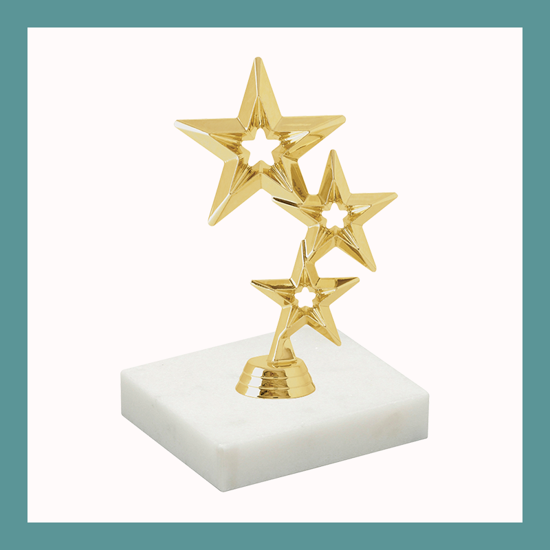 Star Figurine Trophy