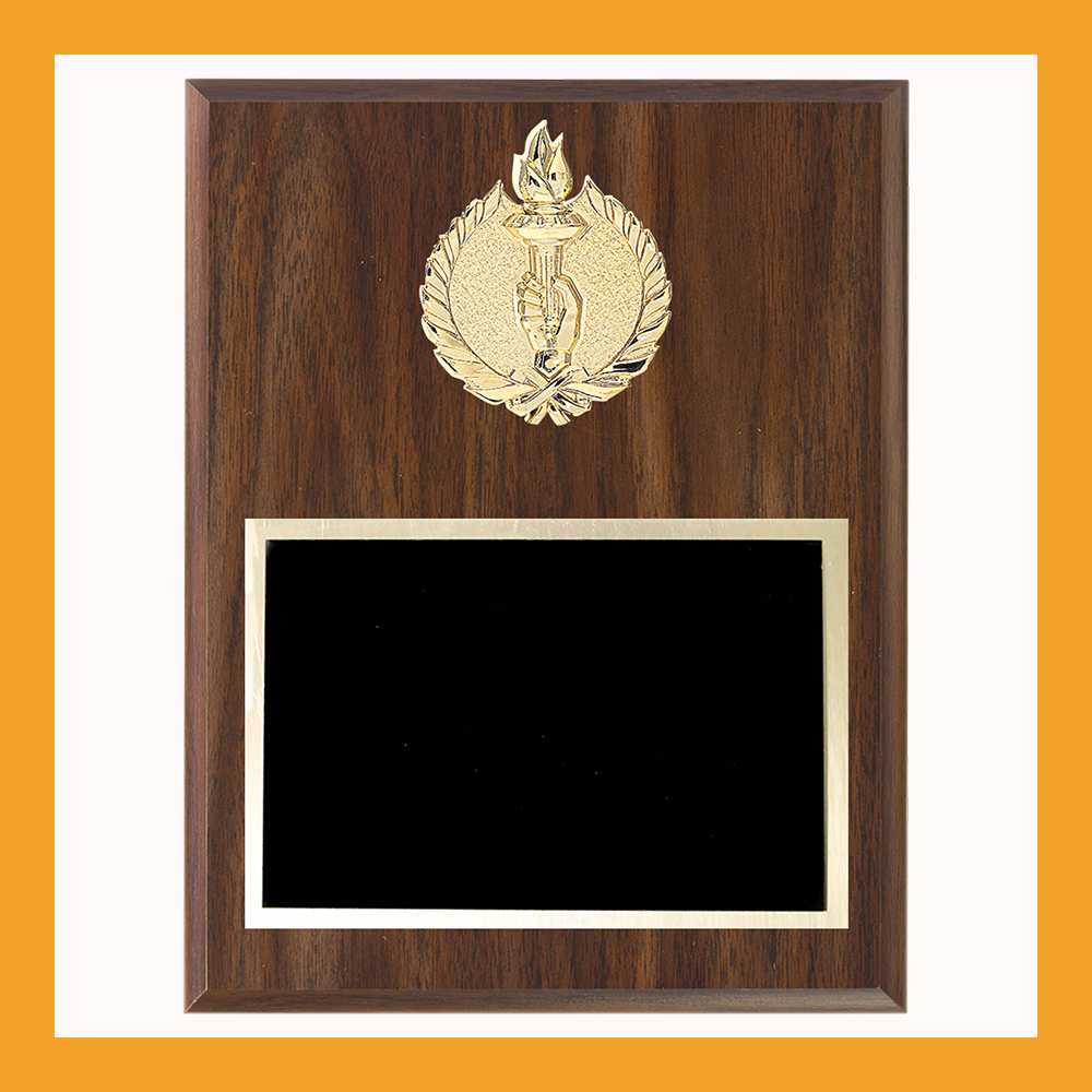 Subject Theme Mount Plaques