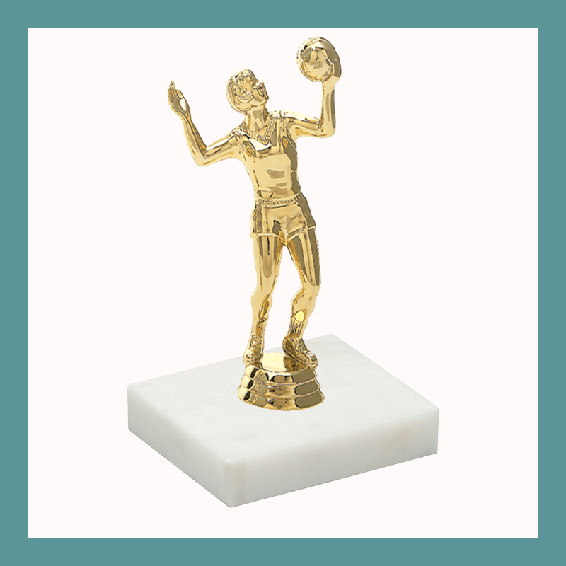 Volleyball Figurine Trophy