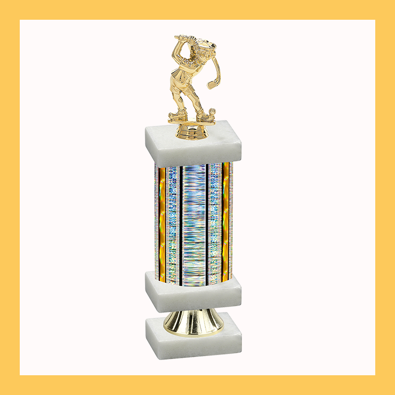 Comic Column Riser Trophy