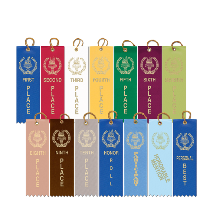 Victory Torch Place Ribbons - Customer's Product with price 122.50 ID kkLpc9nF7IuaibPF2QzkywC6