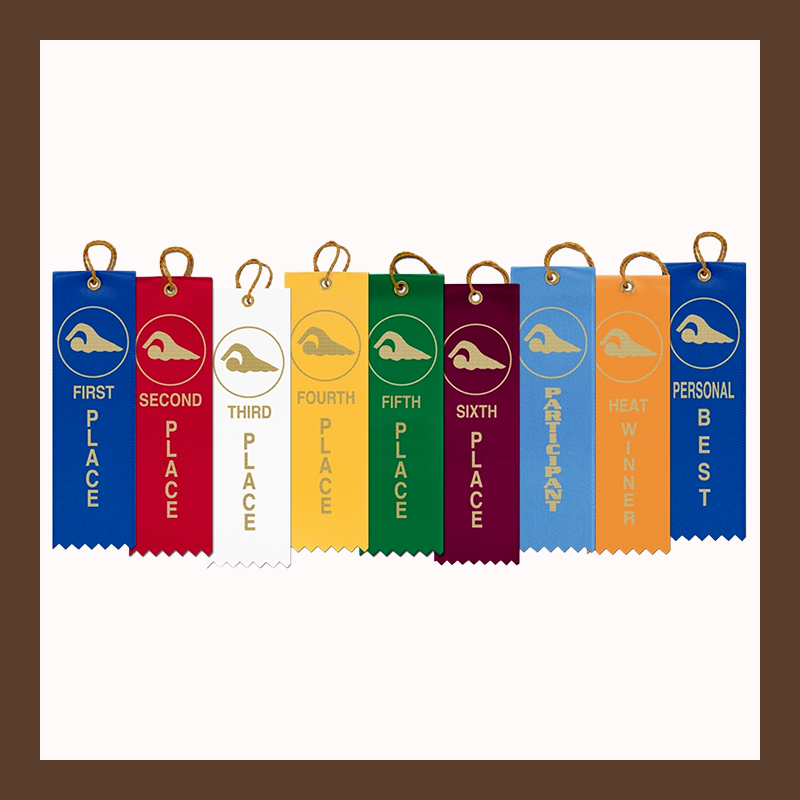 Swimming Place Ribbons